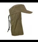 Fostex-veldpet-met-nekbescherming-olijfgroen